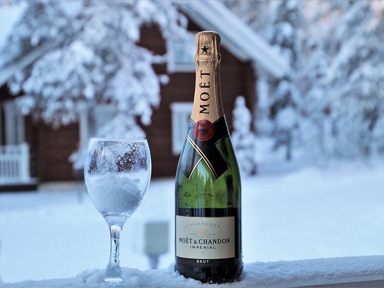 Sélection du meilleur champagne